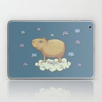 Capy In The Sky With Dia… Laptop & iPad Skin