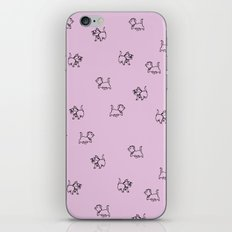 Everybody Wants To Be A Cat II iPhone & iPod Skin