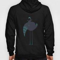 Melancholic Bird Hoody