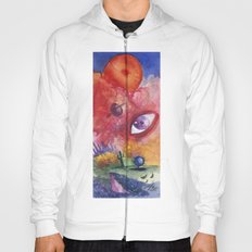 An Eye For the Surreal Hoody