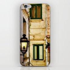 Amalfi Backstreet iPhone & iPod Skin