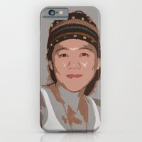 China Girl iPhone 6 Slim Case