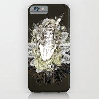 iPhone & iPod Case featuring Warrior by Ana Gomez Bernaus