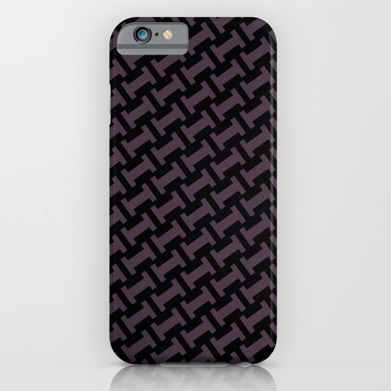Dr. Who #11 tie pattern iPhone & iPod Case
