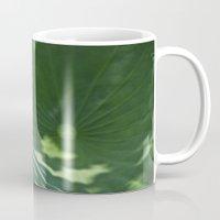 Lotus leaf Mug