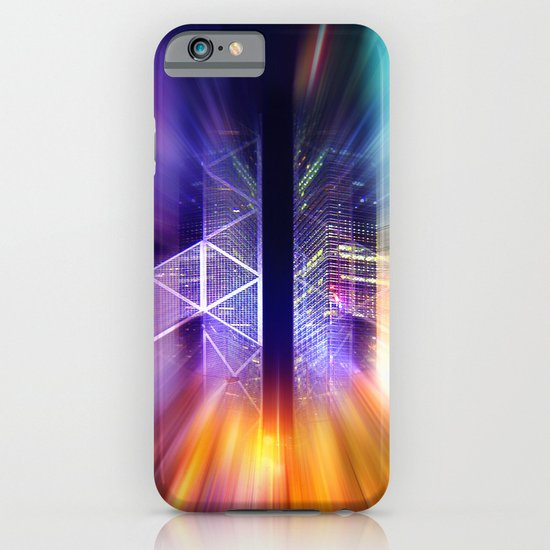 GOLDEN MOTION - Abstract Surrealism iPhone & iPod Case