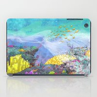 Coral Reef iPad Case