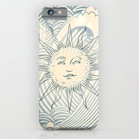Sun Sitting Amongst The … iPhone 6 Slim Case