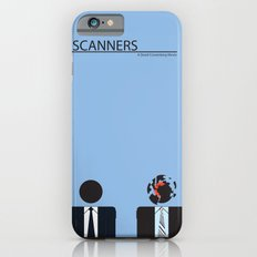 Scanners - Altenative Movie Poster Slim Case iPhone 6s