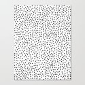 Dots.. Canvas Print