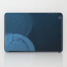 Dark Night Blues iPad Case