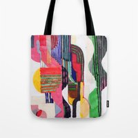 Collage I Tote Bag