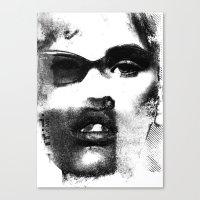 S/HE #2 Canvas Print