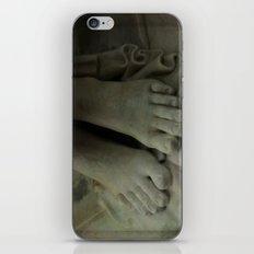 StoneFeet2 iPhone & iPod Skin