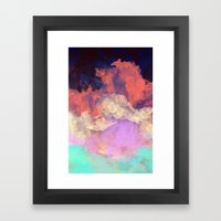 Into The Sun Framed Art Print