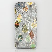 iPhone Cases featuring Raindance by Jenndalyn