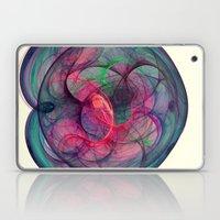 Phantom Streak Nebula Laptop & iPad Skin