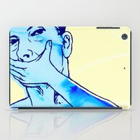 No, I don't even know your name iPad Case