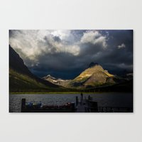 Routine Morning Canvas Print