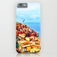 Cinque Terre COLOR iPhone 6 Slim Case