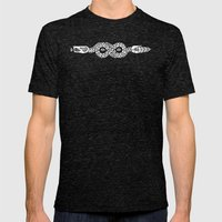 A Daimon is Forever Mens Fitted Tee Tri-Black SMALL