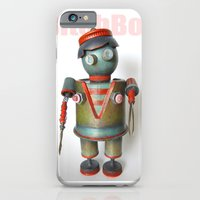 iPhone & iPod Case featuring BitchBot by Cyndi Bellerose