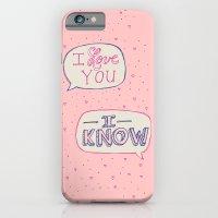 Conceited Valentine iPhone 6 Slim Case
