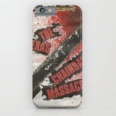 Texas Chainsaw Massacre iPhone 6s Slim Case