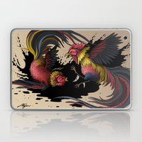 Cock Fight Laptop & iPad Skin