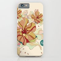 out flowers iPhone 6 Slim Case