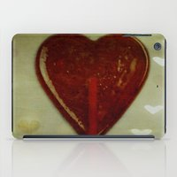 Lollipopheart iPad Case