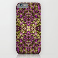 Color blooms iPhone 6 Slim Case