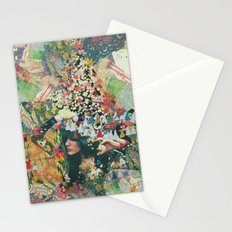 Lost in I'm-So-Indie Space Stationery Cards