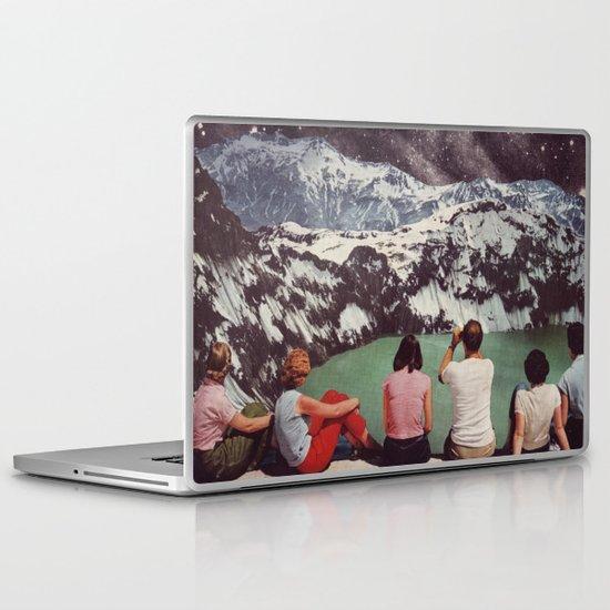GLACIAL Laptop & iPad Skin