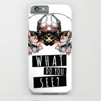 What Do You See? iPhone 6 Slim Case