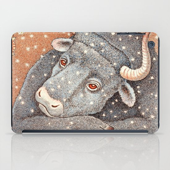 The year of OX  iPad Case
