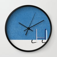 Summer Is Ready! Wall Clock