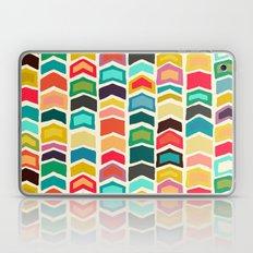 Arrow Pop Ivory Laptop & iPad Skin
