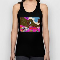 bring your love back in 7 days - Fortuna Series Unisex Tank Top