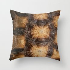 Shell Game Throw Pillow