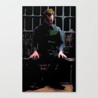 The Joker Canvas Print