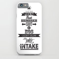 the fast and the furious Slim Case iPhone 6s