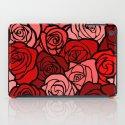 Red roses iPad Case