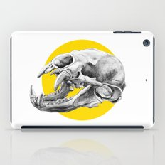 Bear Skull iPad Case