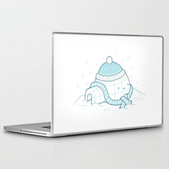 Igloo Laptop & iPad Skin