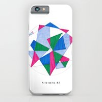 iPhone & iPod Case featuring Kite-Netic #2 by Jaustar