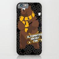 Alternative Hockey Fan -… iPhone 6 Slim Case