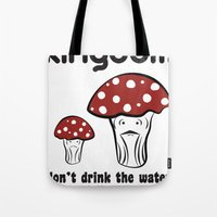 The 10th Kingdom: The Mushrooms Tote Bag