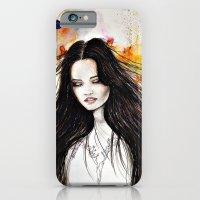 Ariane Watercolour  iPhone 6 Slim Case