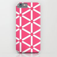 iPhone & iPod Case featuring Wildeman Pink by Stoflab